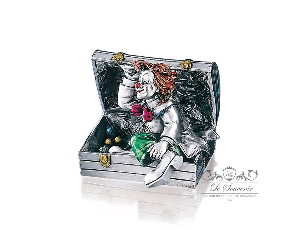 Серебряный сувенир подарок италия Валенти VAlenti