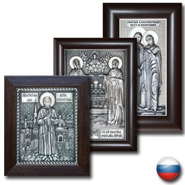 Российские иконы