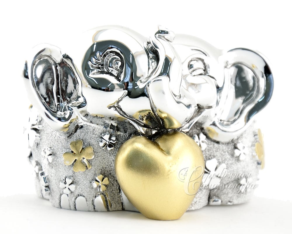 Серебряный сувенир подарок италия