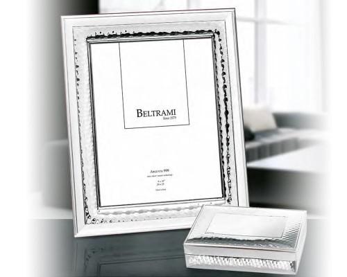 Серебряный сувенир подарок италия Серебряная фоторамка