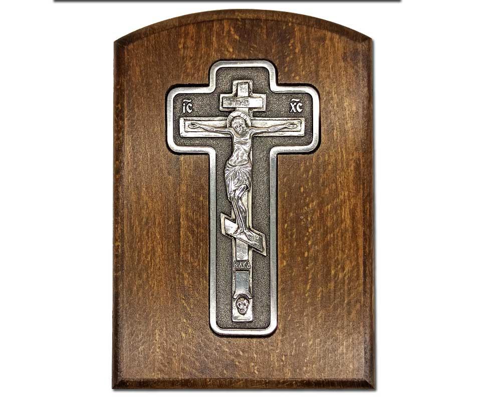 Серебряная икона Российская серебро Складень