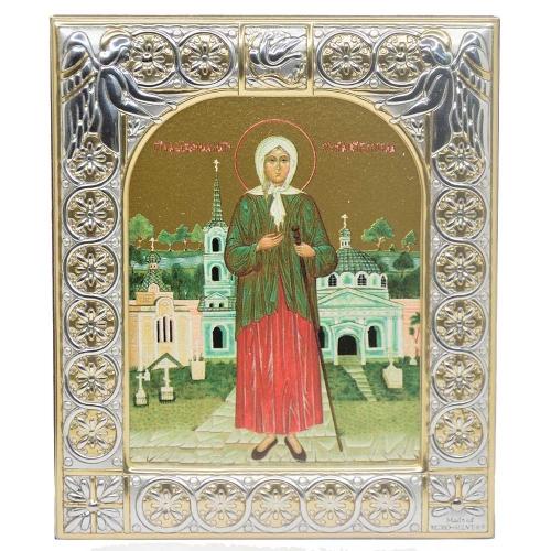 Купить Серебряную икону Даниловского монастыря 15811