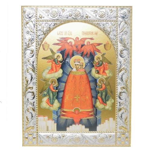 Купить Серебряную икону Даниловского монастыря
